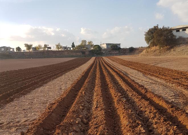 Trimble Bodenbearbeitung